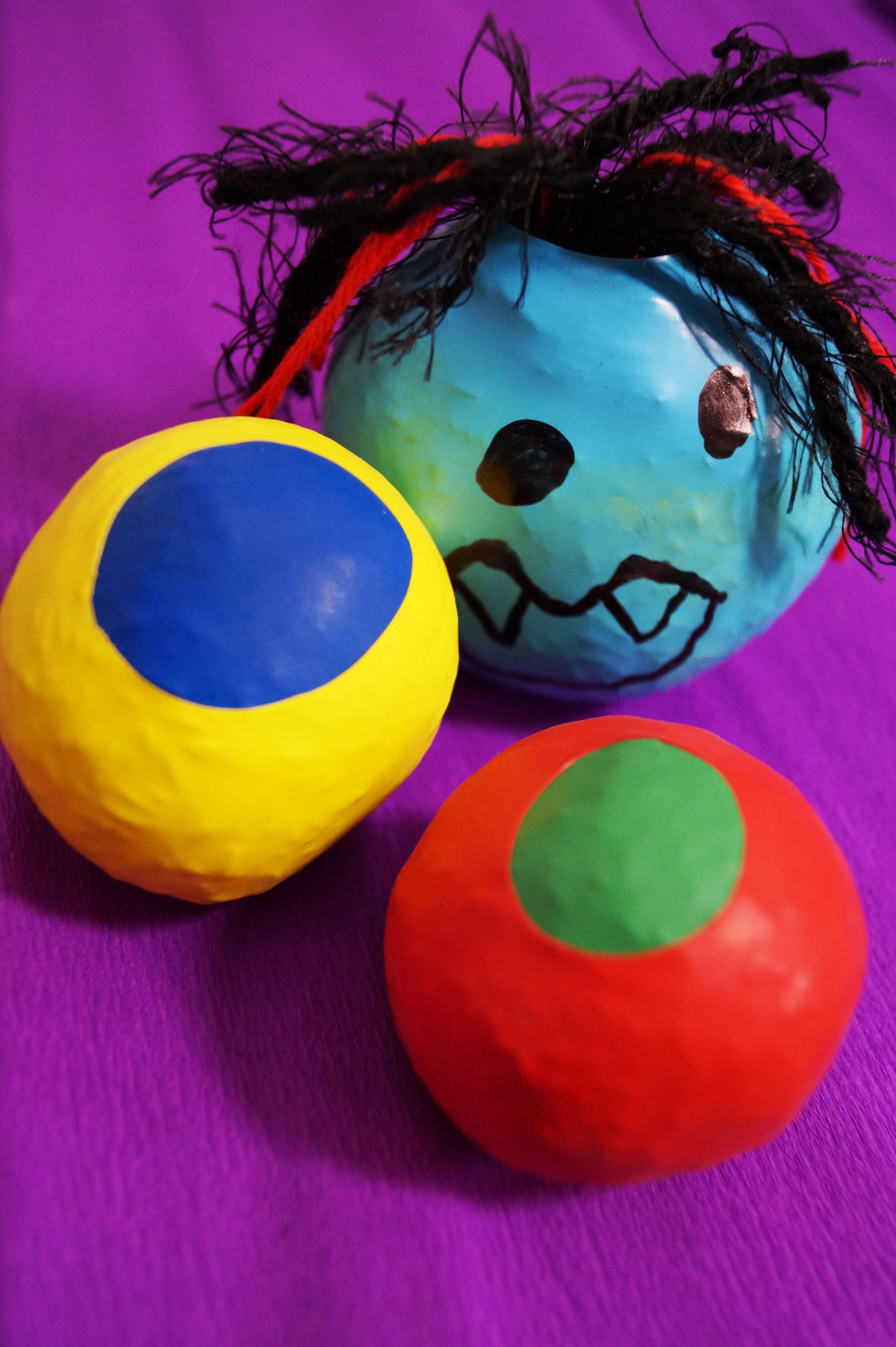 Jonglierballe Selber Machen Basteln Mit Kindern