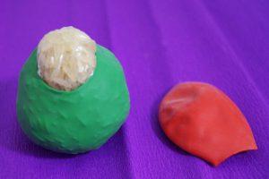 Jonglierbälle schnell selber machen