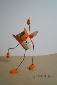Marionette basteln