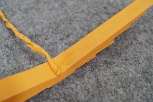 papier falten kleben