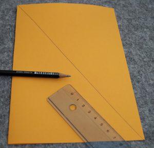 papier falten makieren
