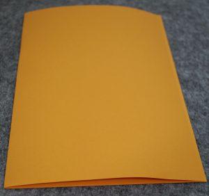 papier falten quer