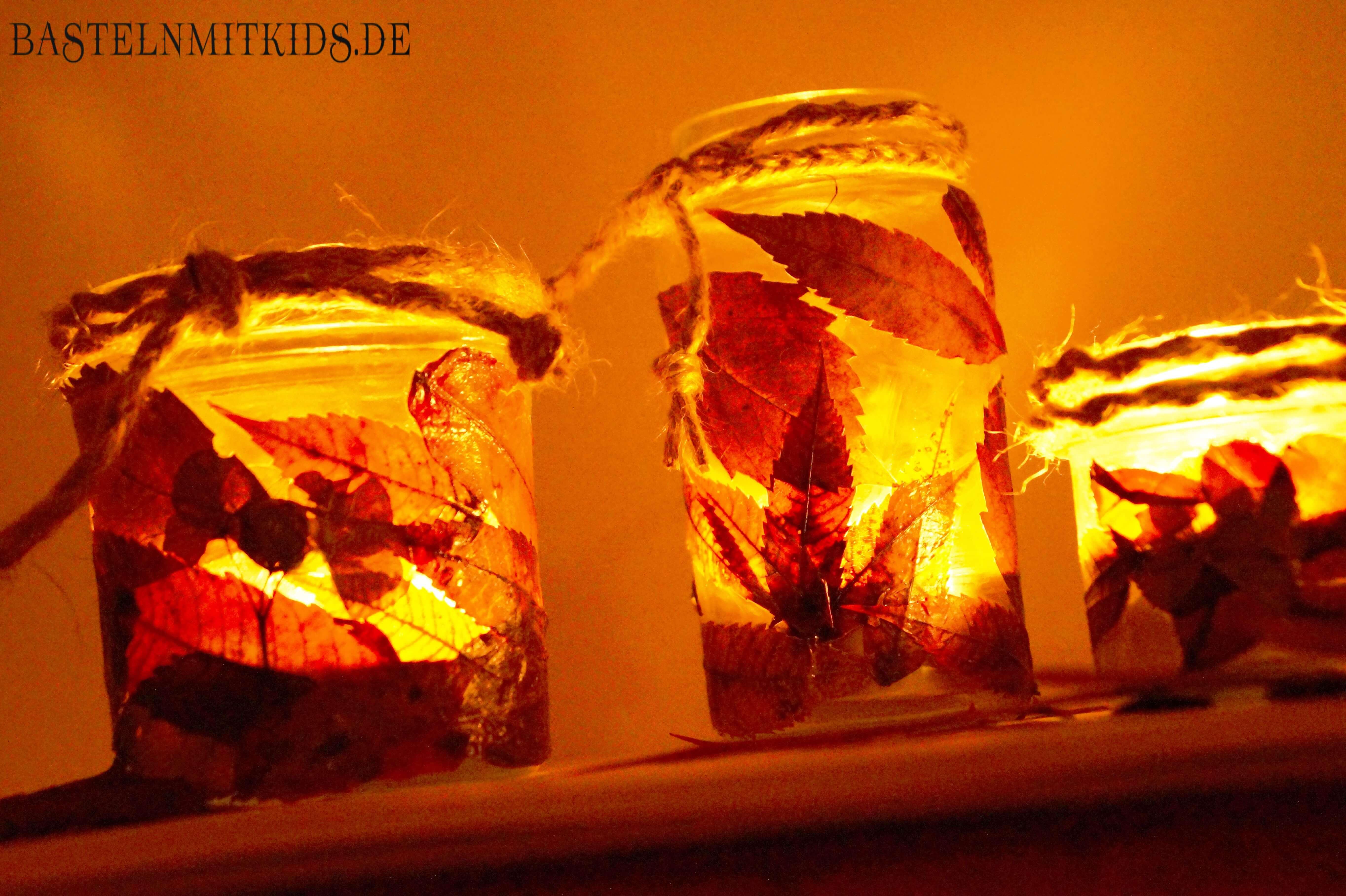 teelicht-basteln