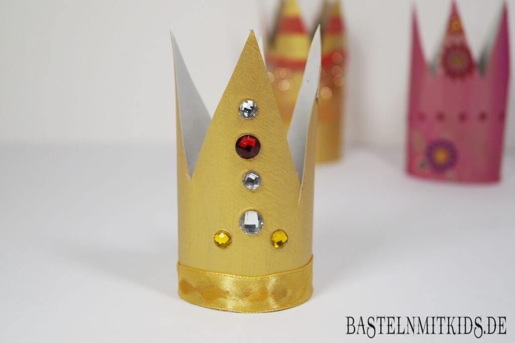 Bastel eine Krone