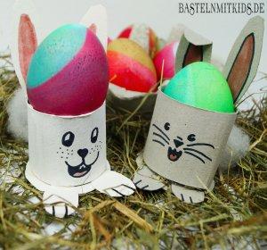 Ostern basteln bastelnmitkids - Eierbecher selber basteln ...