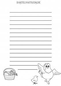 Malvorlagen Und Briefpapier Gratis Zum Drucken Basteln Mit Kindern