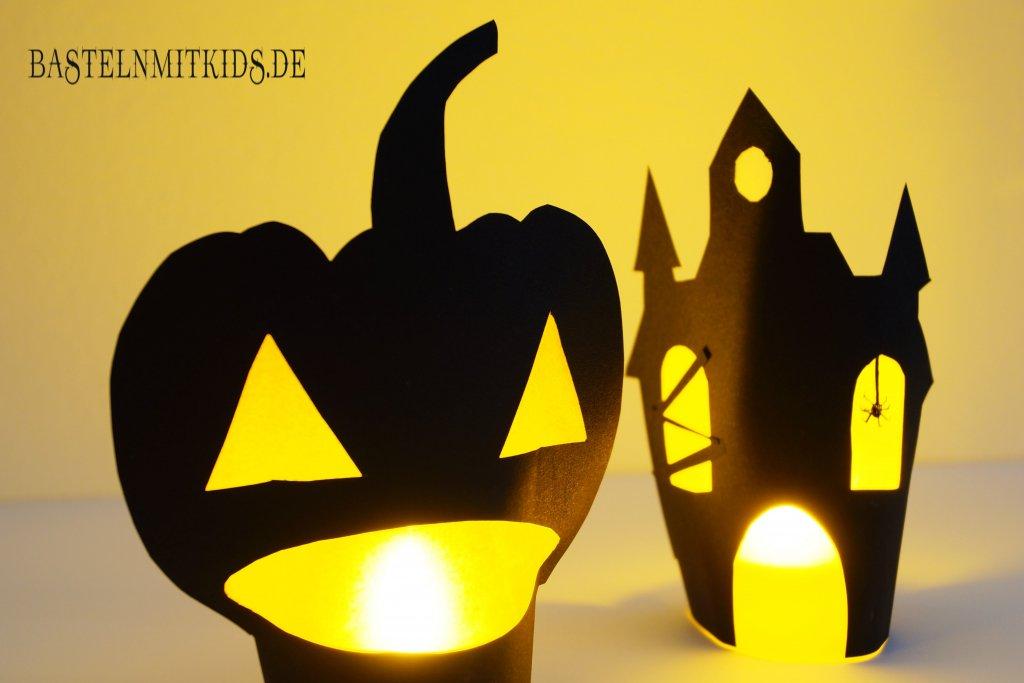 halloween basteln mit kindern