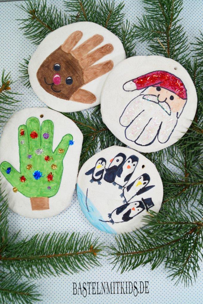 Figuren Aus Salzteig Basteln : weihnachtsdeko basteln mit salzteig bastelnmitkids ~ Yuntae.com Dekorationen Ideen