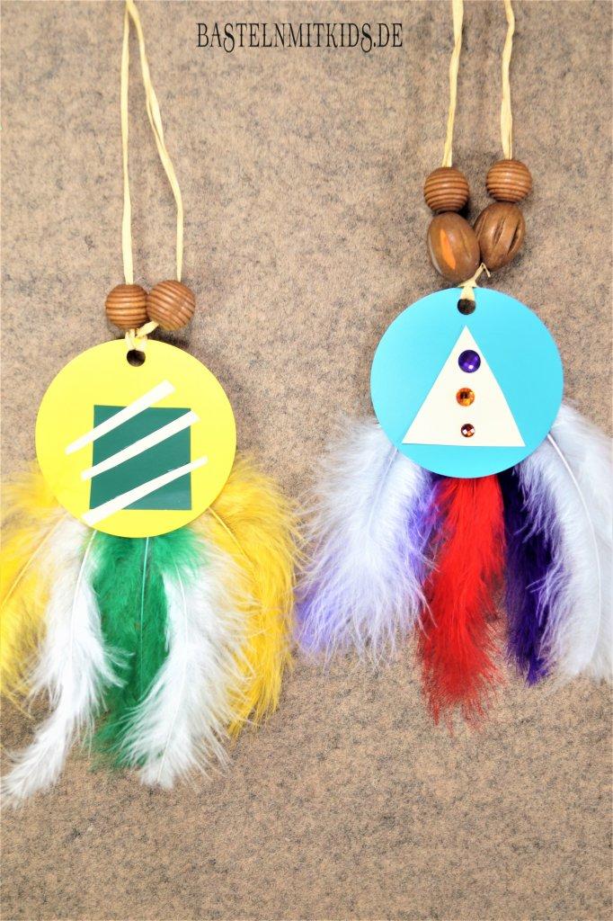 Indianer kostüm selber machen