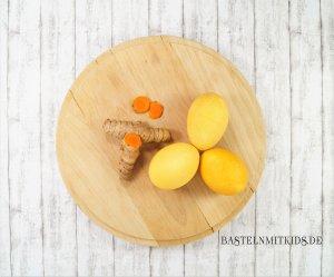 Ostereier färben mit kindern natürlich